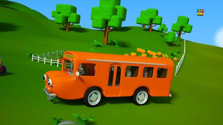 Rodas no ônibus | Rimas para bebês | musica infantil | Wheels On The Bus...Ei, crianças! As rodas no ônibus é uma rima de berçário super divertido que sabemos que todas as crianças pequenas você vai desfrutar. Hoje farmees ter feito uma compilação de vídeo super divertido das rimas de berçário. Então, assista a este vídeo super divertido e divirta-se! #FarmeesPortugues #Wheelsonthebus #Crianças #bebês #Préescolares #educacional #jardimdeinfancia #parentalidade #kidsvideos #criançasrimas