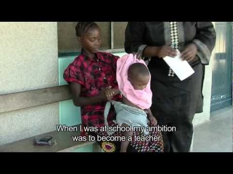 Here's a film that AMREF made about me and Pinterest.