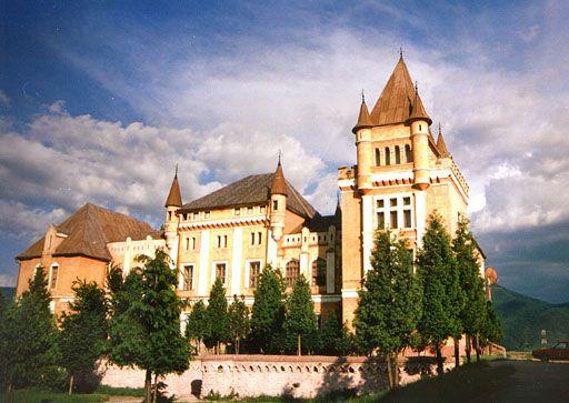 Castelul Kendeffy, Sântămăria Orlea, Hunedoara