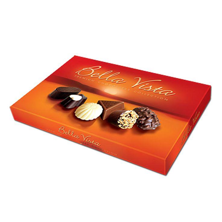 Σοκολατάκια bella vista