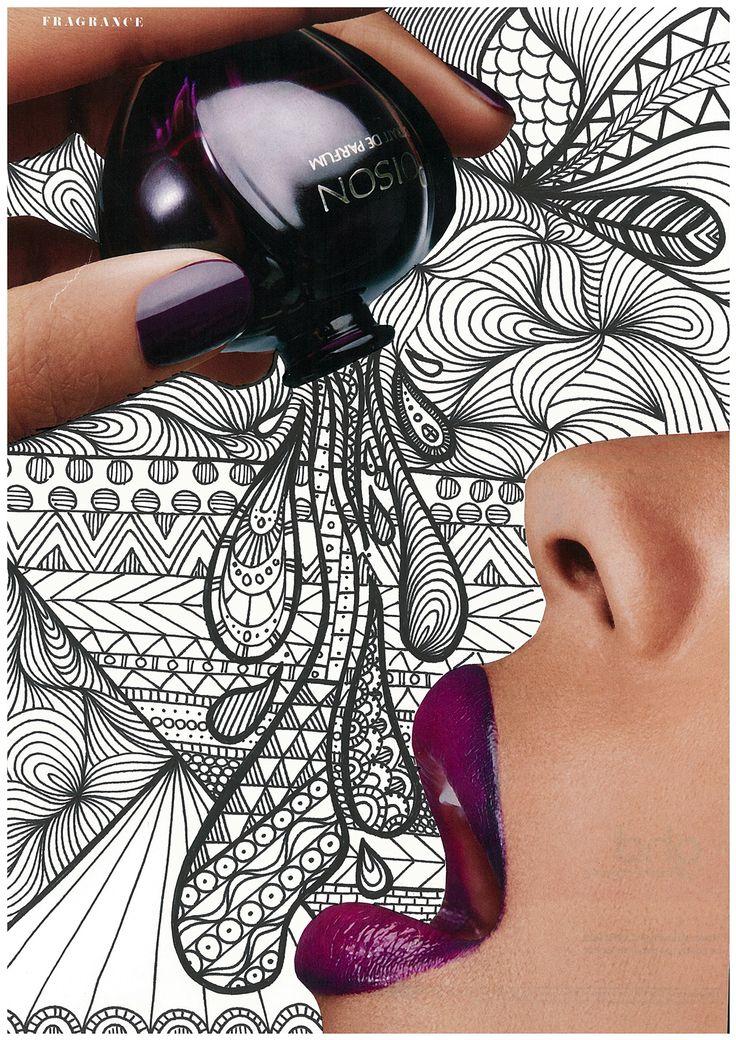 Beauty Zentangles on Behance
