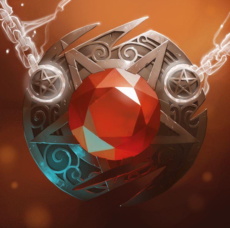 amulette dair by ~naiiade on deviantART