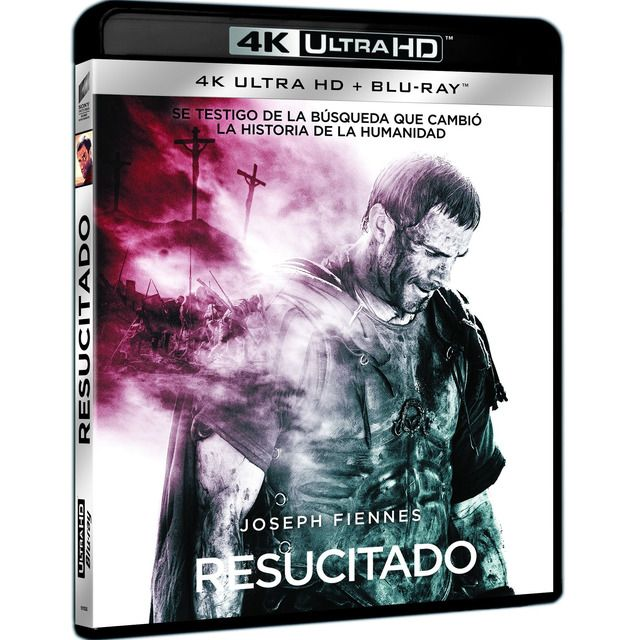 Sony Pictures Home Entertainment Resucitado 4k Ultra Hd Blu
