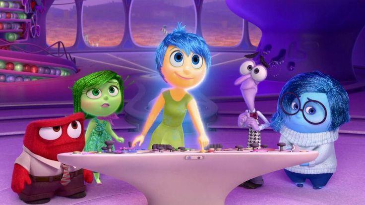 Intensamente o Inside Out, la película Pixar que nos enseñó, a grandes y a chicos, que todas las emociones son válidas y necesarias, acaba de ganar un Oscar de la academia, por mejor película animada. En la misma categoría de películas animadas también estaban nóminadas: Anomalisa, El Niño y el Mundo y Cuando Marnie estuvo