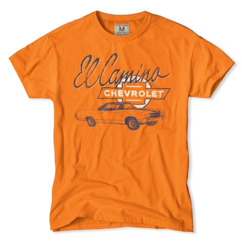 El Camino T-Shirt  $34. I know it's for boys but I still want it.