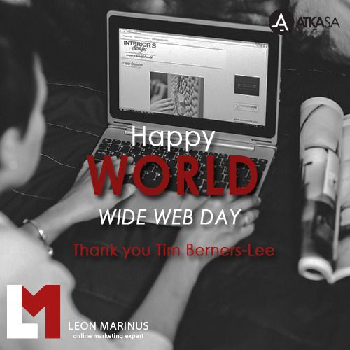 25 years ago today the public gained access for the first time to the World Wide Web. Tim Berners-Lee designed and developed it which gave rise to the Internet as we know it. Can you imagine what life would be like without it? #www #Internet #InternautDay