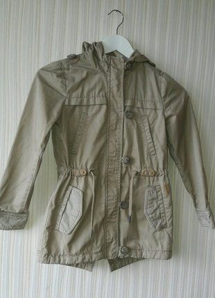 Kaufe meinen Artikel bei #Mamikreisel http://www.mamikreisel.de/kleidung-fur-madchen/outdoorbekleidung-jacken/34219175-jacke-in-beige