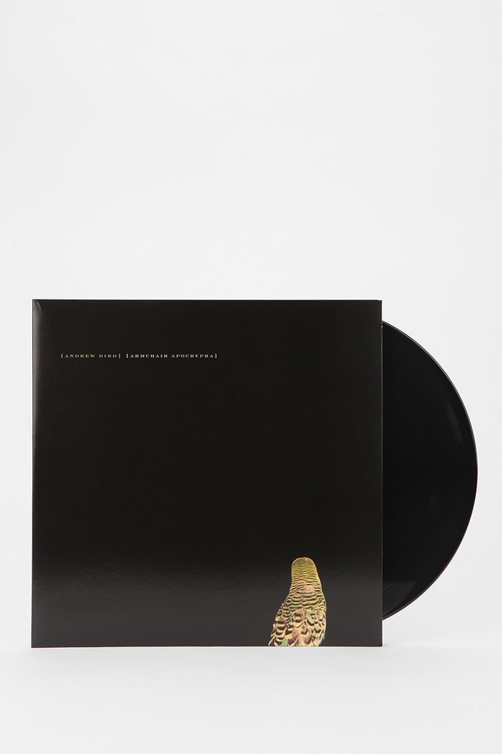 Andrew Bird - Armchair Apocrypha LP | Andrew bird, Music ...