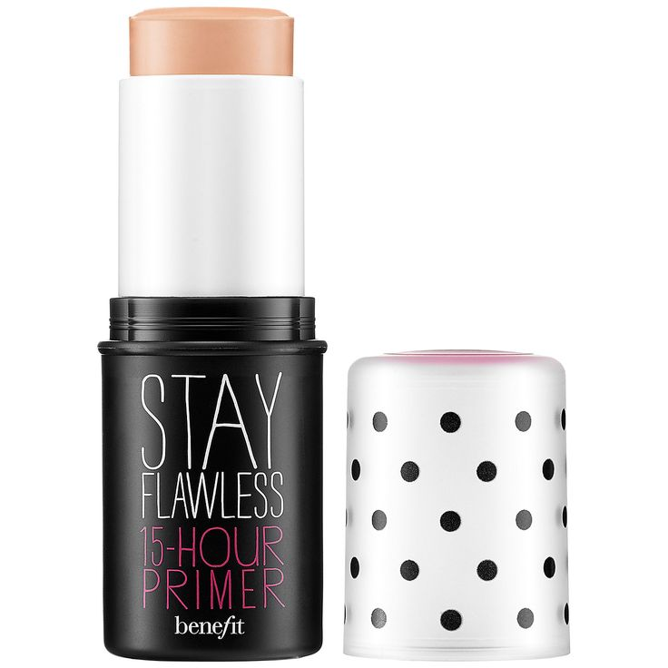 Take flawless into overtime: Benefit Cosmetics Stay Flawless 15-Hour Primer #Sephora #primer