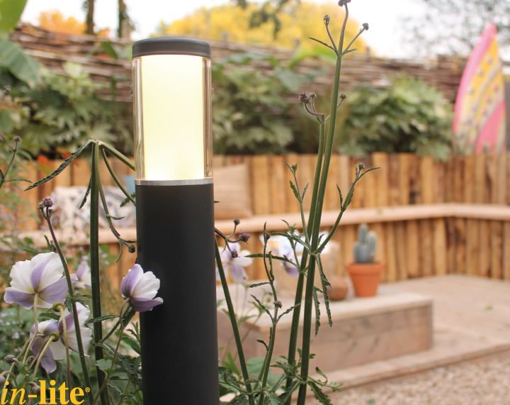 Staande lamp LIV LOW DARK   in-lite   Eigen Huis & Tuin   Surftuin   outdoor lighting   garden   buitenverlichting   12V   tuininspiratie
