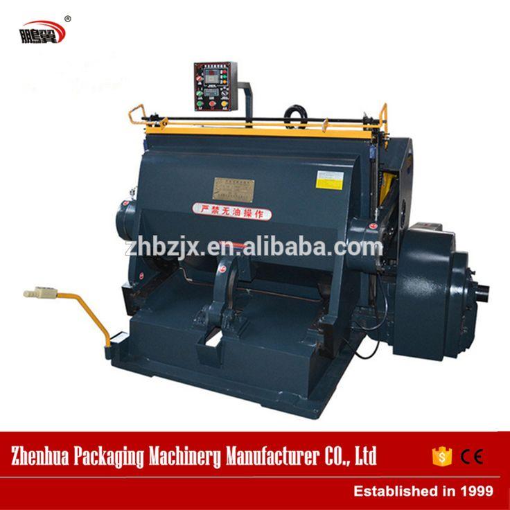 ML930 paper carton platen die cutter machine