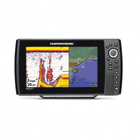 Combiné HELIX 10 2D  Référence SP-HC10HDTA  Combiné Sondeur GPS HELIX 10 HD, sonde tableau arrière (409960-1M)  A RETENIR      Nouveauté 2016     Écran panoramique couleur     Écran plein soleil 10.1 pouces     Étanchéité IPx7     Antenne GPS intégré     Combiné Multifonction     Technologie Dualbeam Plus / Switchfire.