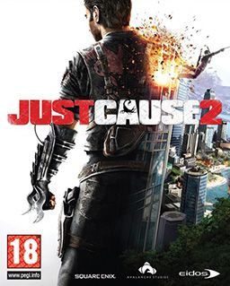 Just Cause 2, PC Game Review. The one given to me had corrupted game data. :\ I was playing it heaps until then. Lol.