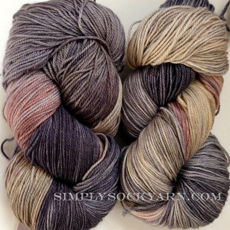 Simply Socks Yarn Company - FA HM Casbah Pewter, $28.00 (http://www.simplysockyarn.com/fa-hm-casbah-pewter/)