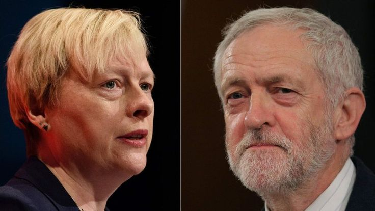"Jeremy Corbyn will be automatically included on the ballot in the leadership contest against Angela Eagle, Labour's National Executive Committee rules.Mr Corbyn said he was ""delighted"" with the result of the meeting of the NEC, which also imposed restrictions on who could vote in the contest. His challenger, former shadow minister Angela Eagle, said she welcomed the contest and was ""determined to win"". The secret NEC vote went 18-14 in the Labour leader's favour following hours of talks."