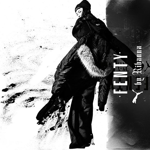 FENTY PUMA by Rihanna Fall Winter 2016 Campaign