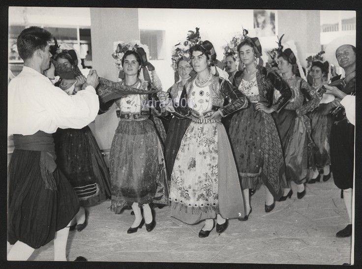 Costumes of Corfu, Greece