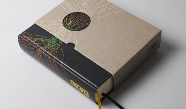 Bible Cover by lamrgraphic.com, via Behance