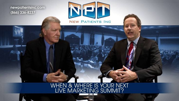 Dental Marketing #51- When & where is your next live marketing summit?