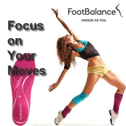 Footbalancen räätälöidyt pohjalliset juoksukenkiin (alk. 80,00 e) #footbalance