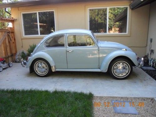 Fantastic '67 Beetle for sale!