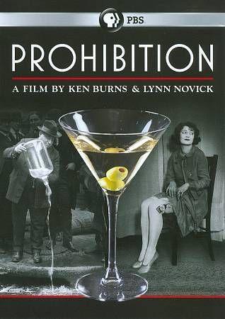 Prohibition: A Film by Ken Burns  Lynn Novick (DVD, 2011, 3-Disc Set) 97368224742 | eBay