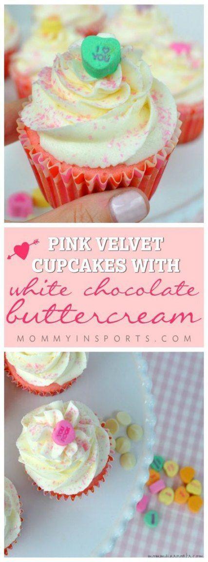 Chocolate Desserts Cupcakes Valentines Day 46 Trendy Ideas – #Chocolate #Cupcake…