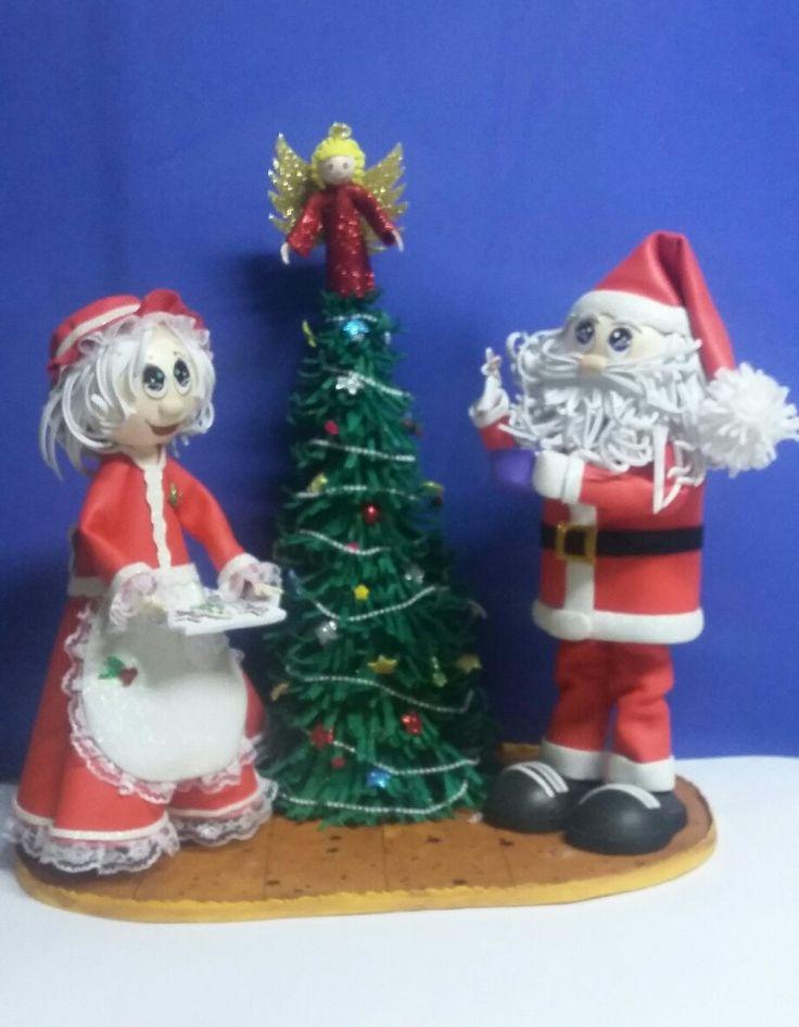 Fofuchos navideños