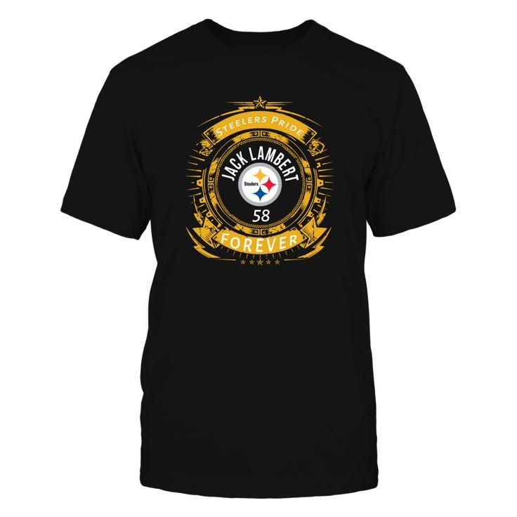 Steelers Pride - Jack Lambert