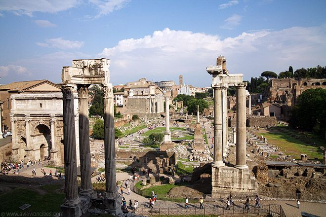 Forum - Rome..did that..;)