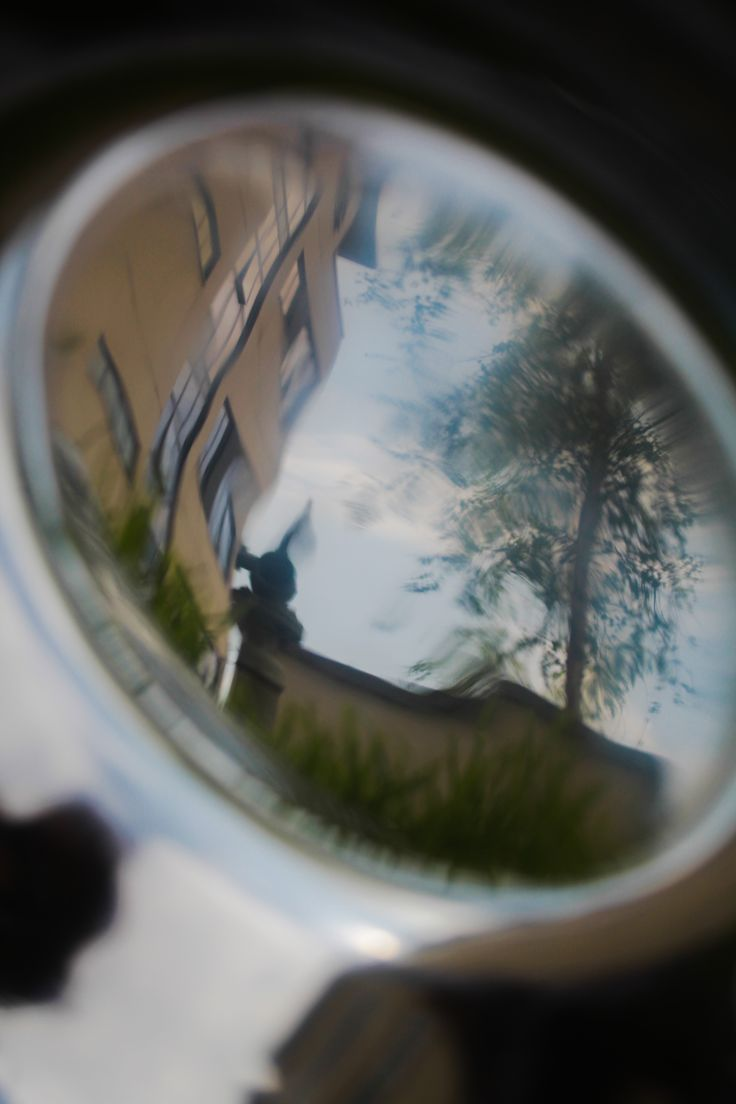 Distorted Reflection 2