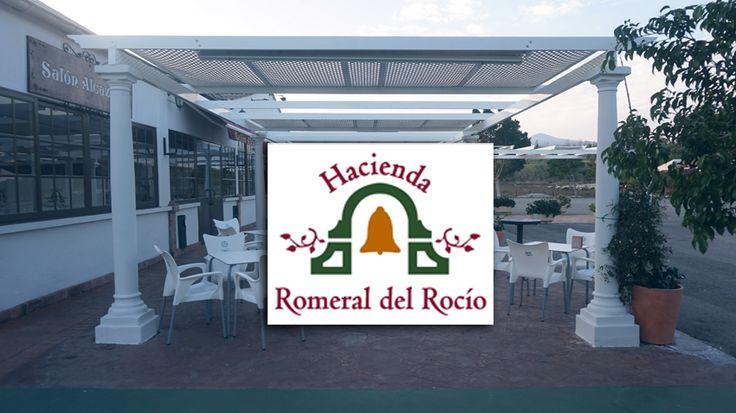 Salones de bodas en Málaga, en Hacienda Romeral del Rocio #salonesbanquetesMalaga #salonesbodasMalaga