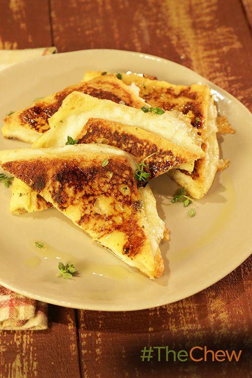 Mozzarella en Carrozza (Fried Mozzarella Sandwiches ...