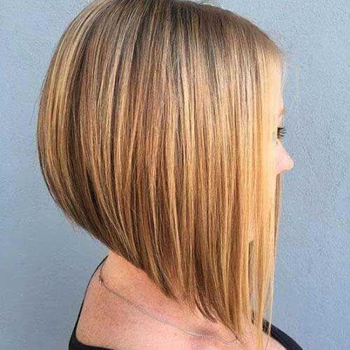 Aline Bob Hairstyle