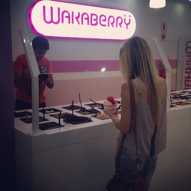 Ah the choices! - Wakaberry
