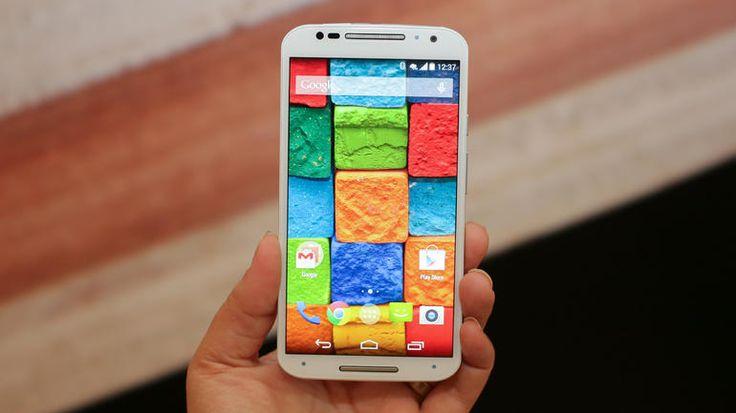 Motorola Moto X Preview - CNET