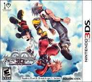KINGDOM HEARTS 3D Dream Drop Distance for Nintendo 3DS | GameStop $40