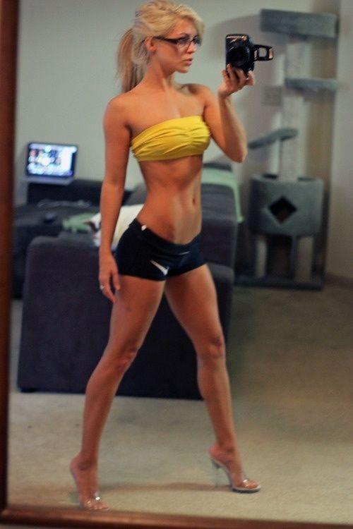 Fitness bitch milf