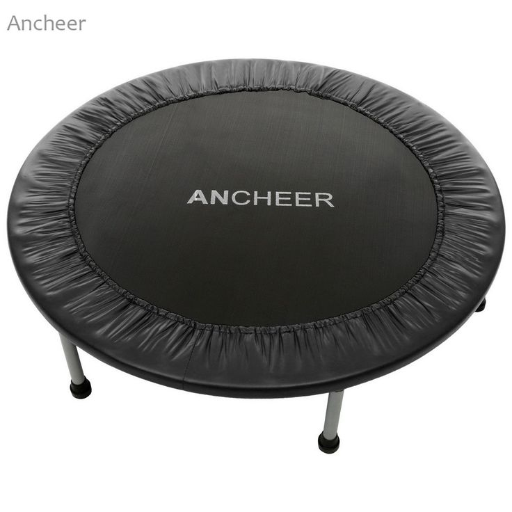 51.79$  Watch here - http://aliev8.shopchina.info/1/go.php?t=32814467102 - Ancheer New 96cm/38inch Trampoline High quality Folding Trampoline 96cm with Safety Pad fitness Trampoline sports Hot Sale  #shopstyle