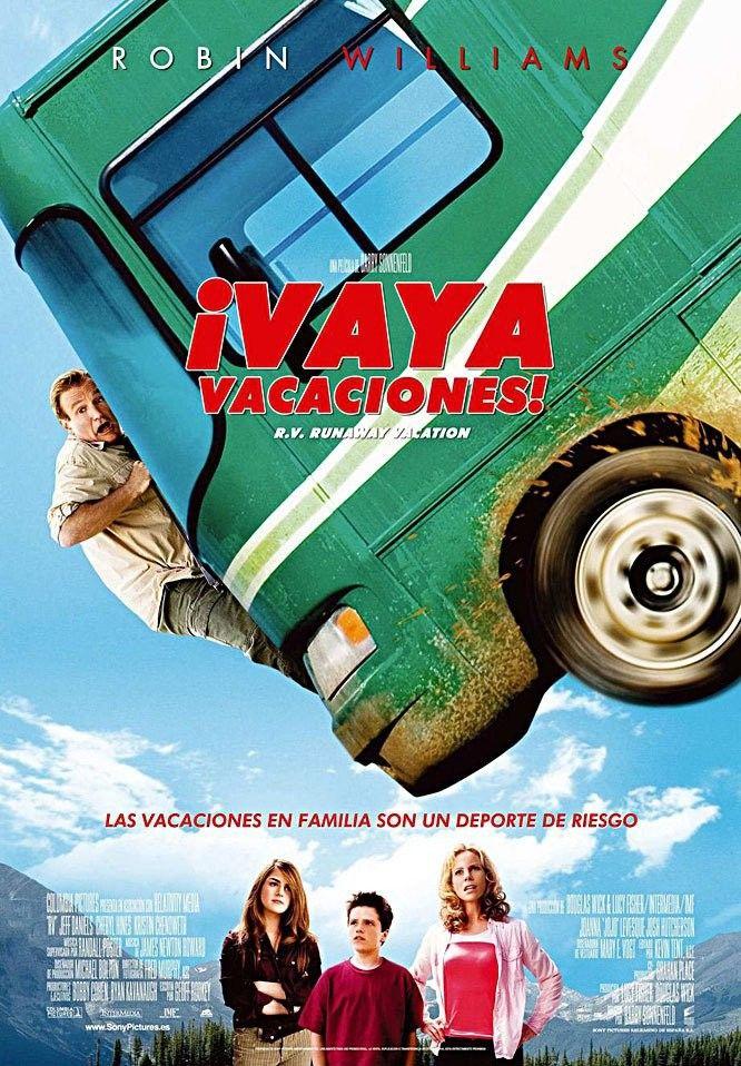 Vaya vacaciones! (2006) - Ver Películas Online Gratis - Ver Vaya vacaciones! Online Gratis #VayaVacaciones - http://mwfo.pro/1819060