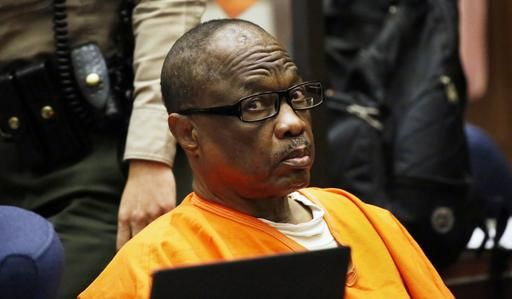 'Grim Sleeper' Headed to Death Row, But Mystery Remains - http://www.theblaze.com/stories/2016/08/14/grim-sleeper-headed-to-death-row-but-mystery-remains/?utm_source=TheBlaze.com&utm_medium=rss&utm_campaign=story&utm_content=grim-sleeper-headed-to-death-row-but-mystery-remains