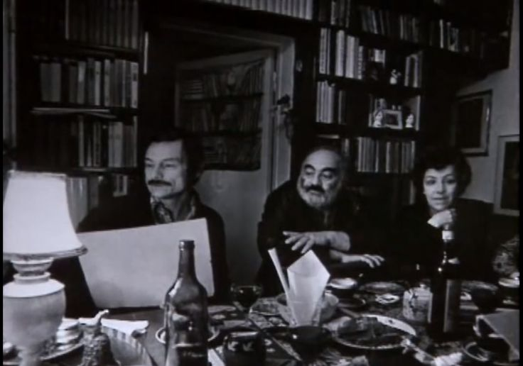 Andrei Tarkovsky & Sergei Parajanov - Islands 02