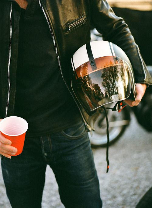 .: Style, Cars Motorcycles, Leather Jackets, Motorcycle Helmets, Cafe Racer