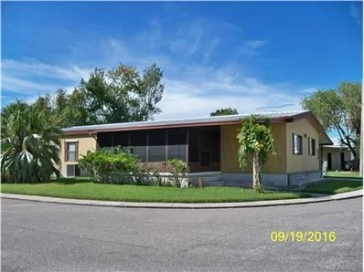 NEW FOR SALE: 3045 Birkdale Dr, Holiday, FL 34690 $55,000 - Check out this large spacious double wide mobile with 3 bedroom, 2 bathroom, 2 car carport. Located in a very active 55+ community. Year round heated pool, low monthly HOA fee of $90 a month includes: recreational facilities, heated pool, trash removal and lawn service, community manager on site and security. Comes furnished. — My Florida Regional MLS #: W7623383