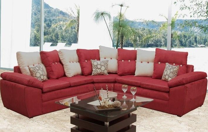 Sillón Rojo #Troncoso #Muebles