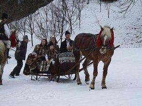 Craciun 2014 Suceava - Pensiunea La Bucovineanca 4*