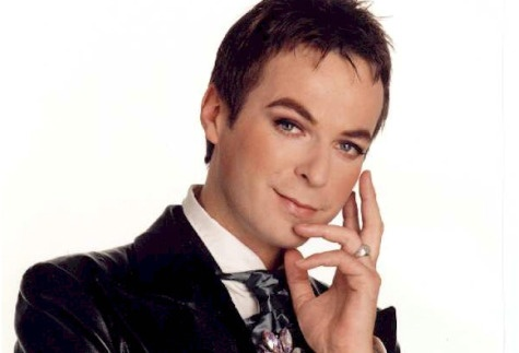 Julian Clary - I miss his TV show All Rise For Julian Clary