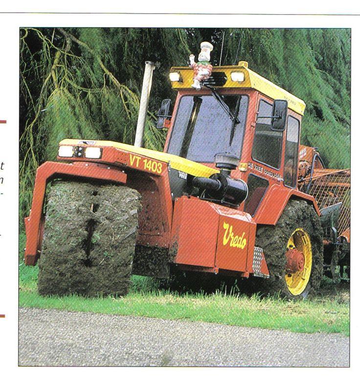 nederlandse tractoren