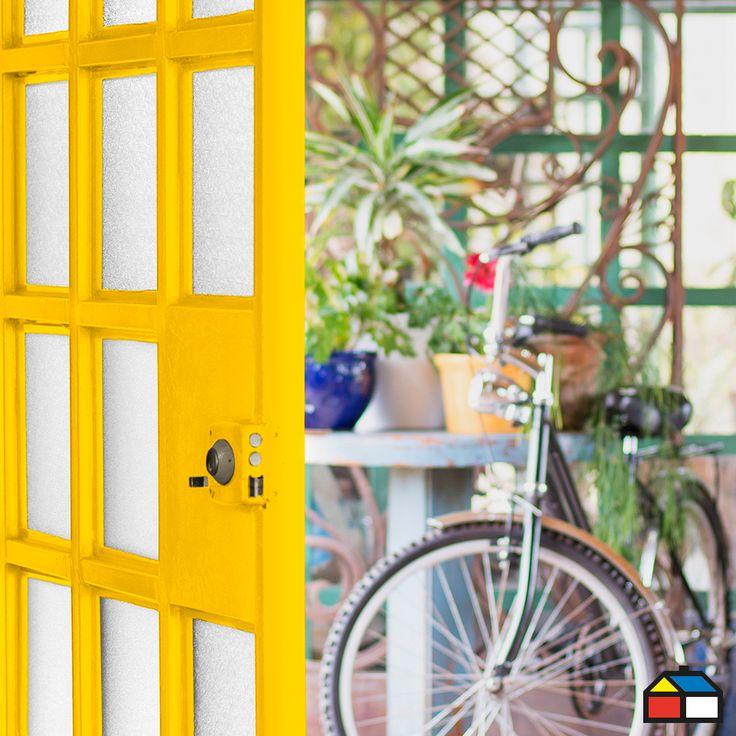 ¡Pinta #amarillo!