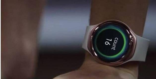 Vazam fotos do novo relógio inteligente da Samsung